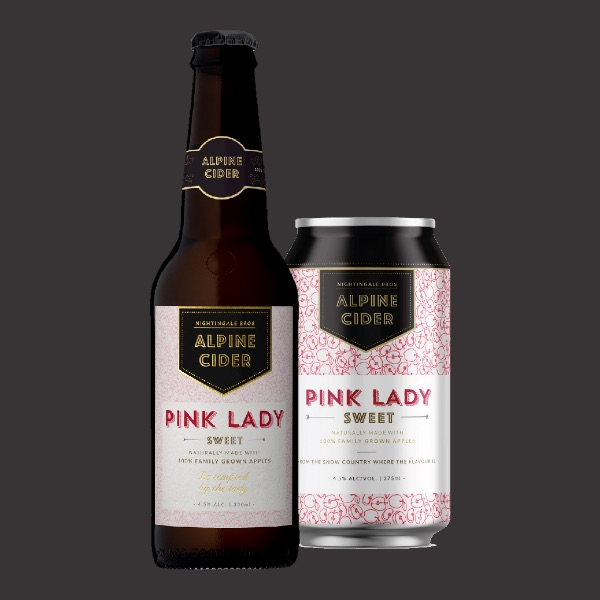 Pink Lady Sweet Cider