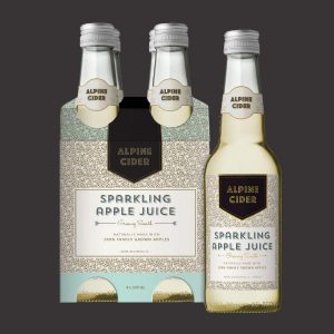 Sparkling Apple Juice - Granny Smith