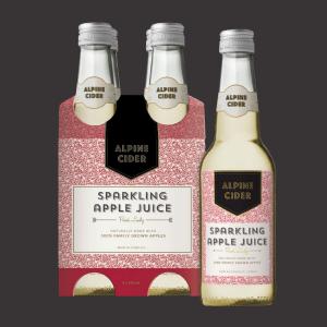 Sparkling Apple Juice Pink Lady